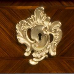 Charles Cressent A Louis XV Style Bureau Plat - 898372