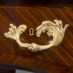 Charles Cressent A Louis XV Style Bureau Plat - 898375