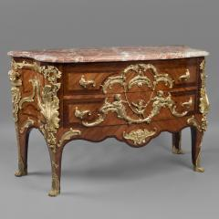 Charles Cressent A Transitional Style Sculptural Commode - 766796