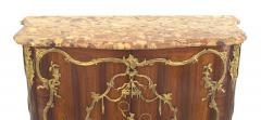 Charles Cressent Pair of French Louis XV Rosewood Commodes - 741353