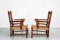 Charles Dudouyt CHARLES DUDOUYT LOUNGE CHAIRS - 1332193