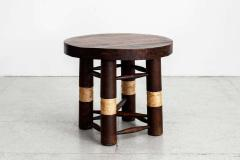 Charles Dudouyt CHARLES DUDOUYT SIDE TABLE WITH ROPE - 1463416