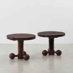 Charles Dudouyt Charles Dudouyt Gueridon tables France c1940 - 1784794