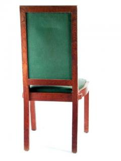 Charles Dudouyt Charles Dudouyt Set of Ten Dining Chairs - 1542063