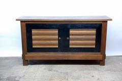 Charles Dudouyt Impressive Oak Sideboard by Charles Dudouyt for La Gentilhommie re - 874936