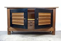 Charles Dudouyt Impressive Oak Sideboard by Charles Dudouyt for La Gentilhommie re - 874939