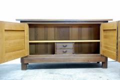 Charles Dudouyt Impressive Oak Sideboard by Charles Dudouyt for La Gentilhommie re - 874940