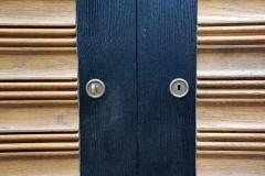 Charles Dudouyt Impressive Oak Sideboard by Charles Dudouyt for La Gentilhommie re - 874941