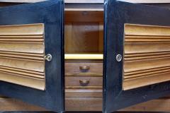 Charles Dudouyt Impressive Oak Sideboard by Charles Dudouyt for La Gentilhommie re - 874942