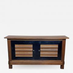 Charles Dudouyt Impressive Oak Sideboard by Charles Dudouyt for La Gentilhommie re - 876043