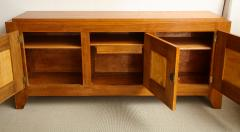 Charles Dudouyt LARGE OAK SCULPTED FRONT SIDEBOARD BY CHARLES DUDOUYT - 1815239