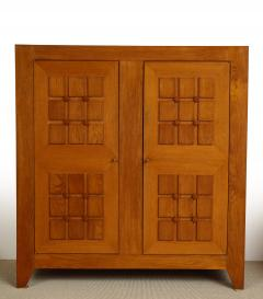 Charles Dudouyt LARGE SCULPTED FRONT CABINET BY CHARLES DUDOUYT - 1646681