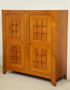 Charles Dudouyt LARGE SCULPTED FRONT CABINET BY CHARLES DUDOUYT - 1646689
