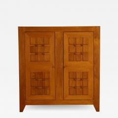 Charles Dudouyt LARGE SCULPTED FRONT CABINET BY CHARLES DUDOUYT - 1647987