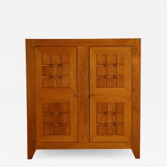 Charles Dudouyt LARGE SCULPTED FRONT CABINET BY CHARLES DUDOUYT - 1815776