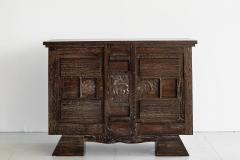 Charles Dudouyt PETITE CHARLES DUDOUYT ATTRIBUTED CABINET CIRCA 1940S - 1019754