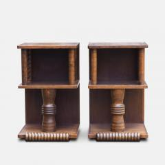 Charles Dudouyt Pair of Charles Dudouyt Tables circa 1930 - 2061980