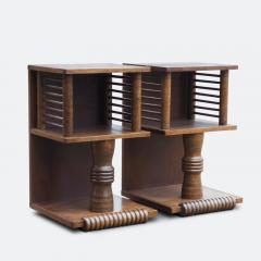 Charles Dudouyt Pair of Charles Dudouyt Tables circa 1930 - 2061982