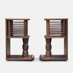 Charles Dudouyt Pair of Charles Dudouyt Tables circa 1930 - 2061984