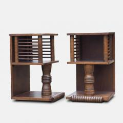 Charles Dudouyt Pair of Charles Dudouyt Tables circa 1930 - 2061985