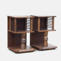 Charles Dudouyt Pair of Charles Dudouyt Tables circa 1930 - 2061987