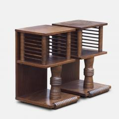 Charles Dudouyt Pair of Charles Dudouyt Tables circa 1930 - 2061988