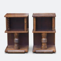 Charles Dudouyt Pair of Charles Dudouyt Tables circa 1930 - 2061989