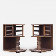 Charles Dudouyt Pair of Charles Dudouyt Tables circa 1930 - 2064722