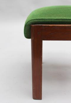 Charles Dudouyt Set of Six Fine French Art Deco Oak Chairs by Charles Dudouyt - 430886