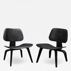 Charles Eames Charles Eames LCW Lounge Chairs - 1065813