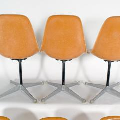 Charles Eames Charles Eames Six PSC chairs for Herman Miller - 941256