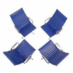 Charles Eames Four Aluminium Group Chairs by Charles Eames for Herman Miller sold individually - 1026969