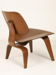 Charles Eames Rare Mid Century Modern Walnut Chair by Charles Eames for Evans Products - 2012665