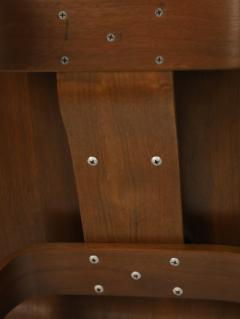 Charles Eames Rare Mid Century Modern Walnut Chair by Charles Eames for Evans Products - 2012667