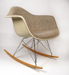 Charles Eames Rocking Chairs by Charles Eames for Herman Miller with Alexander Girard Textile - 983081
