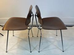 Charles Eames SUITE OF MID CENTURY SEVEN CHARLES EAMES DINING CHAIRS FOR HERMAN MILLER - 1609419