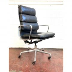 Charles Eames Vintage Charles Eames for Herman Miller Soft Pad Chair - 1868141