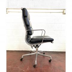 Charles Eames Vintage Charles Eames for Herman Miller Soft Pad Chair - 1868166