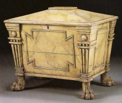 Charles Heathcote Tatham Fine Regency Roman Sarcophagus Cellaret in the manner of C H Tatham - 920162