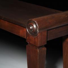 Charles Heathcote Tatham Regency Hall Bench or Long Stool - 978814
