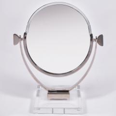 Charles Hollis Jones 1970 s American Vanity dressing mirror by Charles Hollis Jones  - 1463865