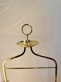 Charles Hollis Jones Brass Gentleman Valet Designed for Desi Arnaz by Charles Hollis Jones - 1725769