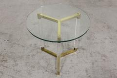 Charles Hollis Jones Charles Hollis Jones Tripod Side Tables from the Metric Collection  - 224571