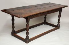 Charles I Period Oak Sofa Table - 655890