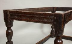 Charles I Period Oak Sofa Table - 655896