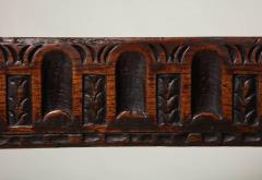 Charles I Period Oak Sofa Table - 655897