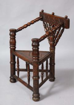 Charles I Three Legged Turners Chair - 1322145
