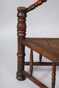 Charles I Three Legged Turners Chair - 1322149