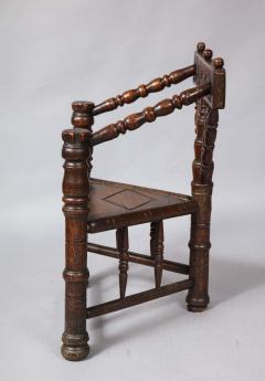 Charles I Three Legged Turners Chair - 1322150