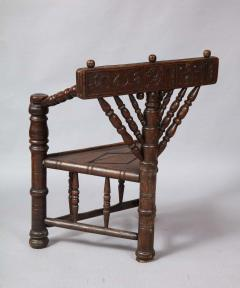 Charles I Three Legged Turners Chair - 1322151